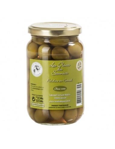 Picholines Olives vertes - 200g