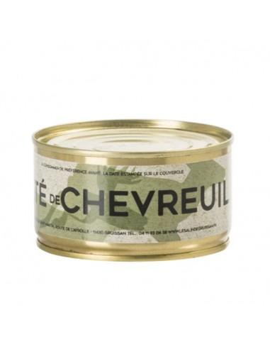 Pâté de Chevreuil - 190g