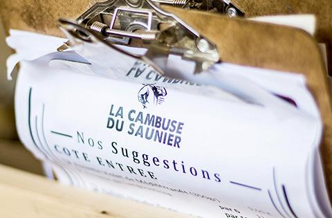 LE RESTAURANT LA CAMBUSE DU SAUNIER GRUISSAN